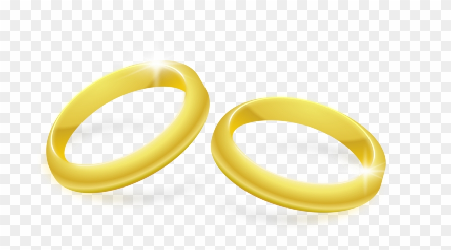 Ring clipart gold.