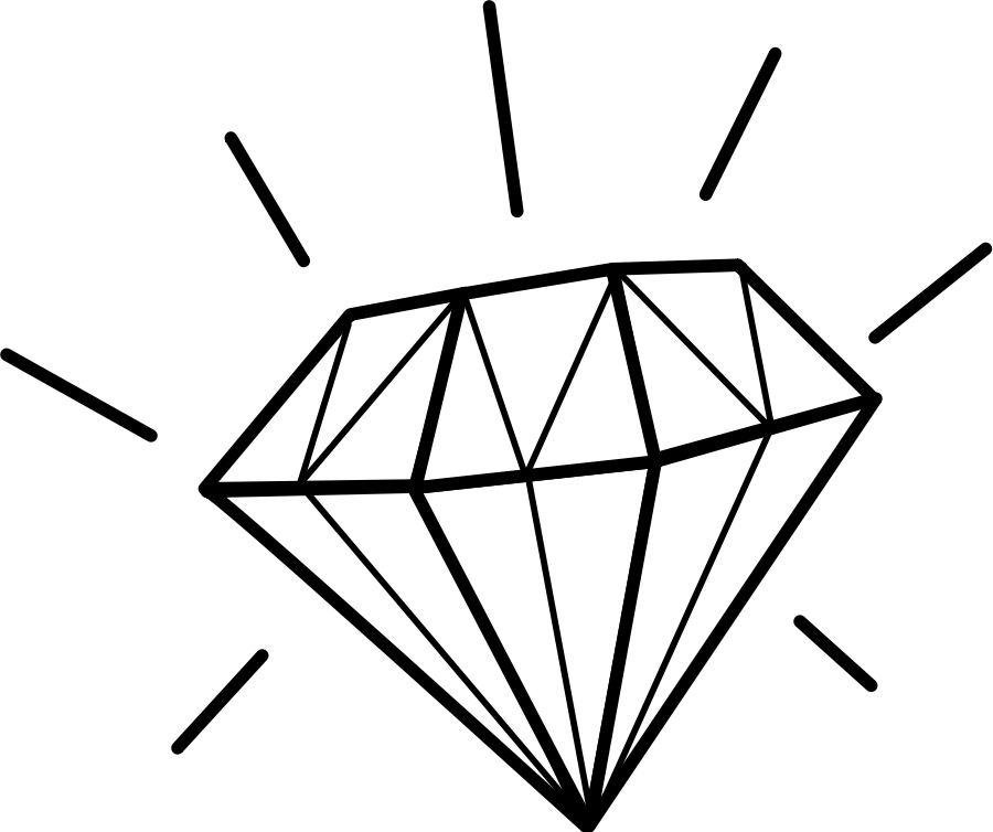 Diamonds clipart jewel.