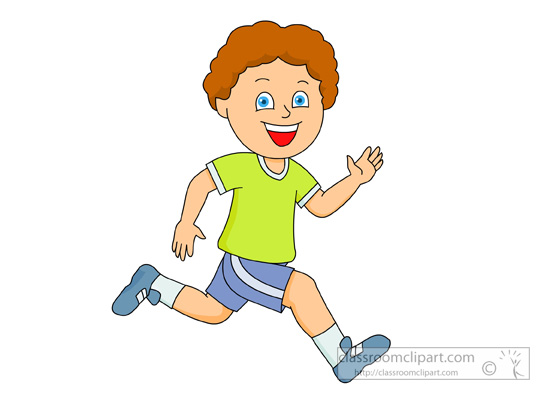 Run clipart.