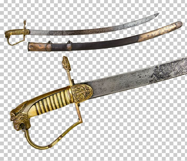 Scabbard clipart bowie knife.