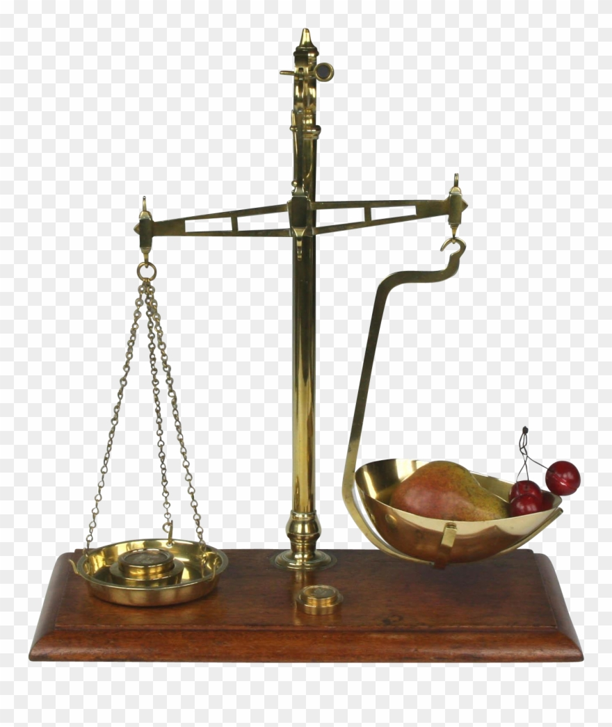 Scales clipart pan balance.