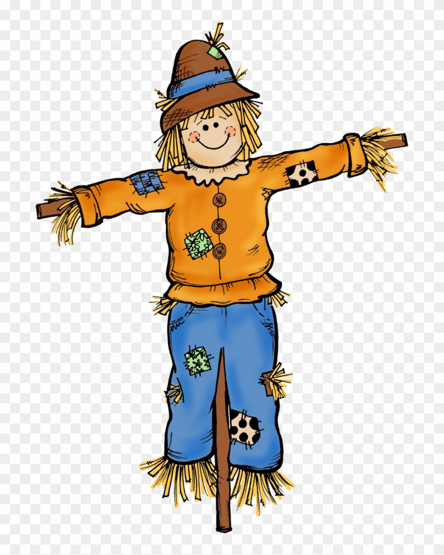 Scarecrow clipart photo download.