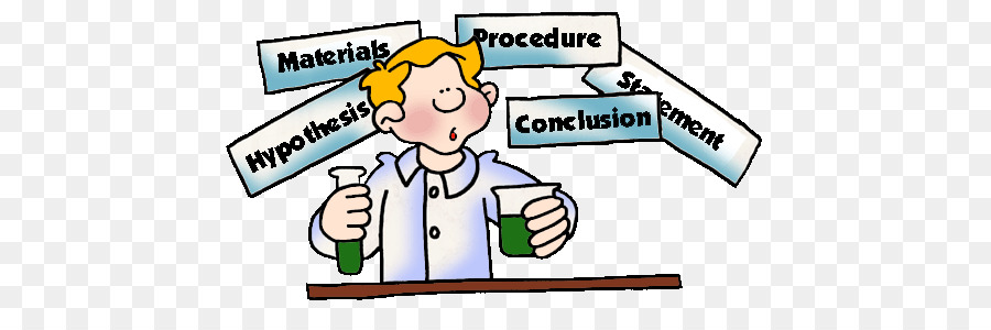 Scientist clipart procedure.