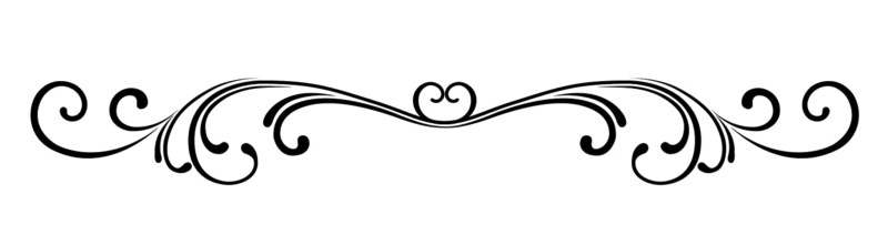 Scrollwork clipart transparent background.