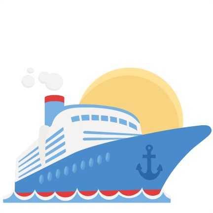 cruise ship clipart liner