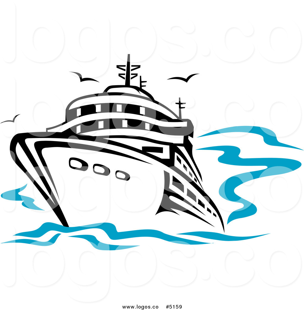cruise ship clipart royalty free
