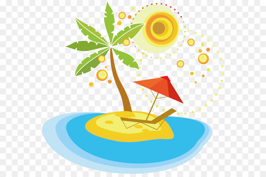 Summer clipart transparent.