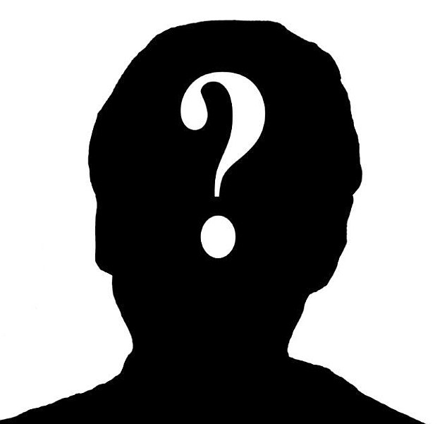 person silhouette clipart mystery