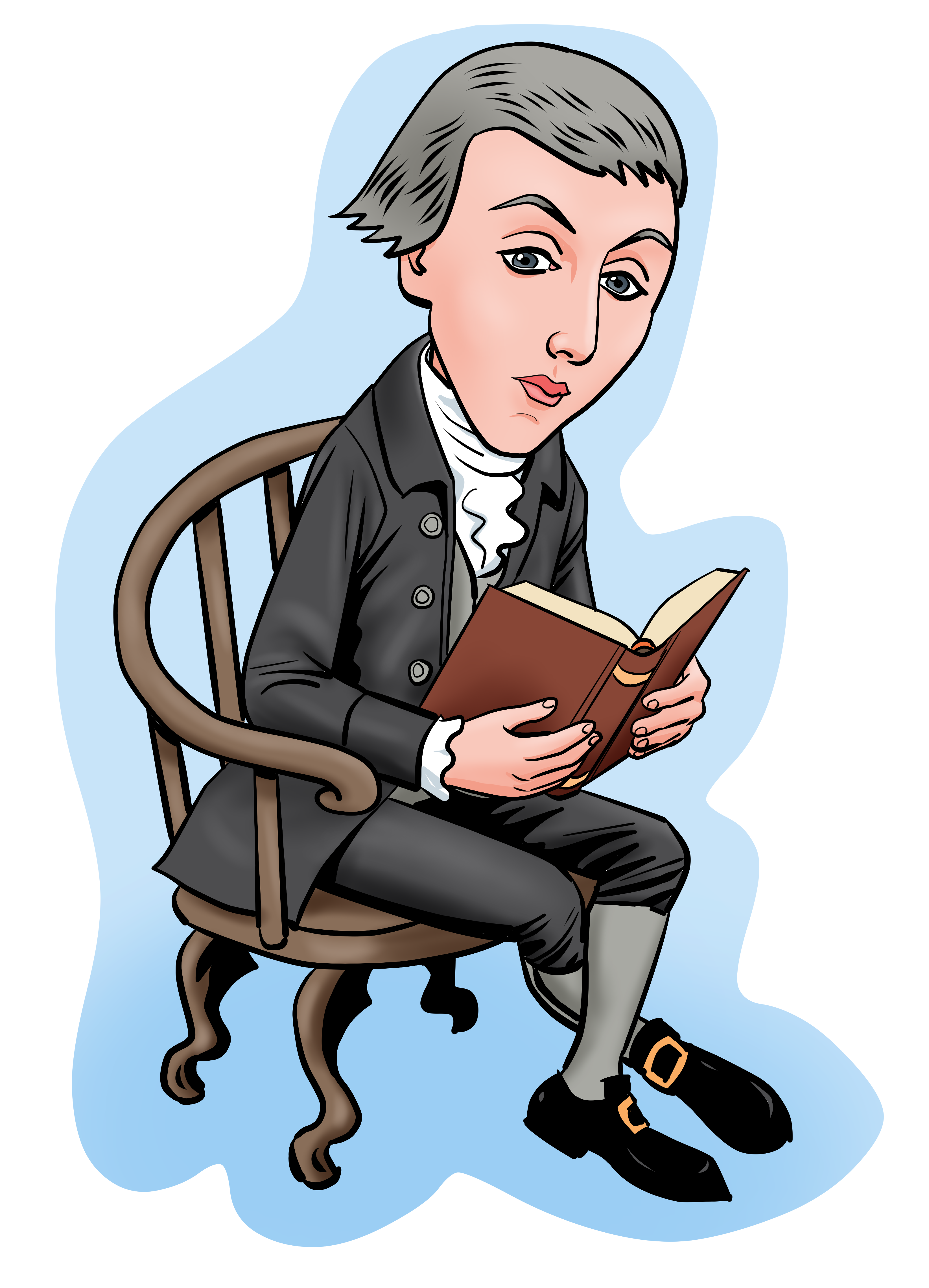 American revolution clipart founding father.