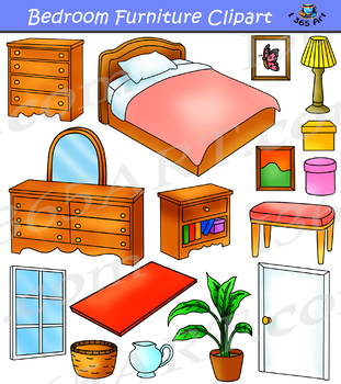 furniture clipart cute