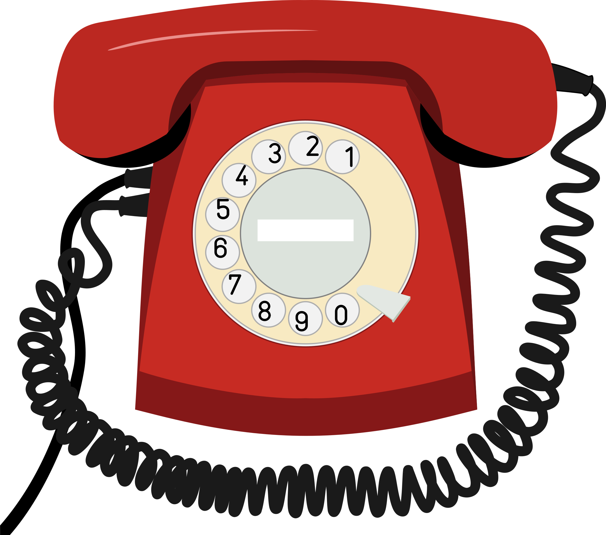 lphone clipart landline phone