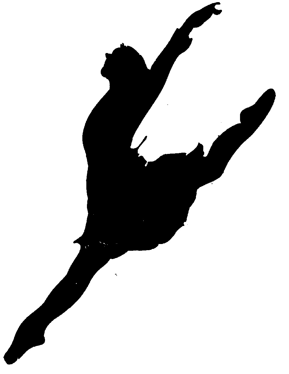 dancer clipart leap