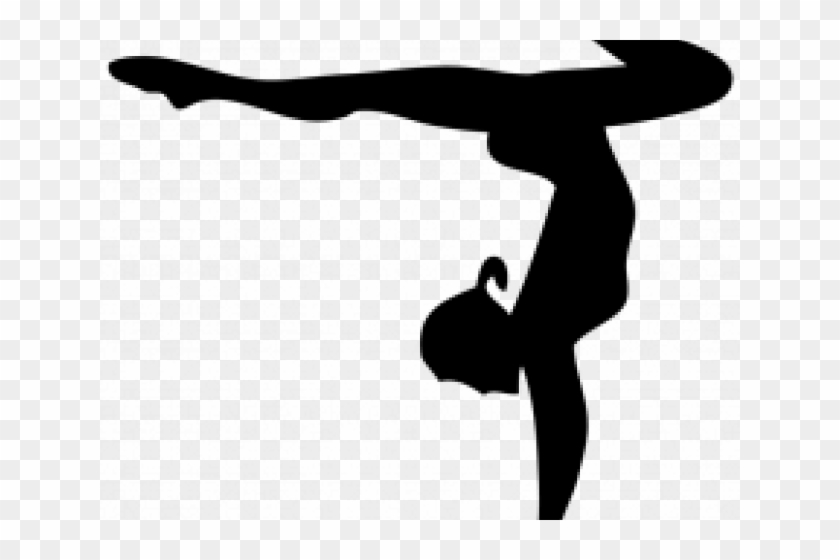 gymnastics clipart easy