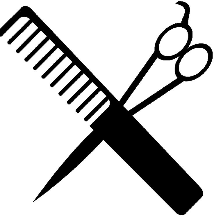 Shears clipart barber shop.