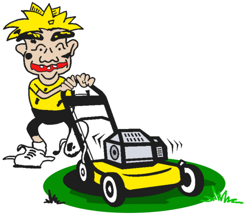 landscaping clipart lawn care