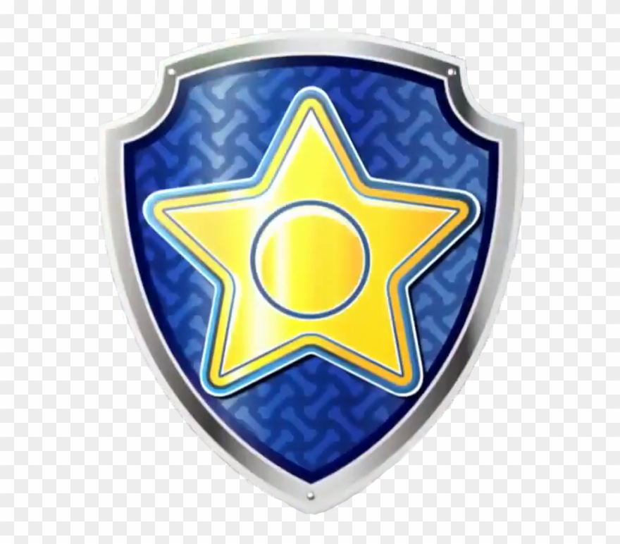 Shield clipart paw patrol.