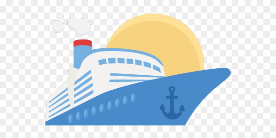 cruise ship clipart yacht