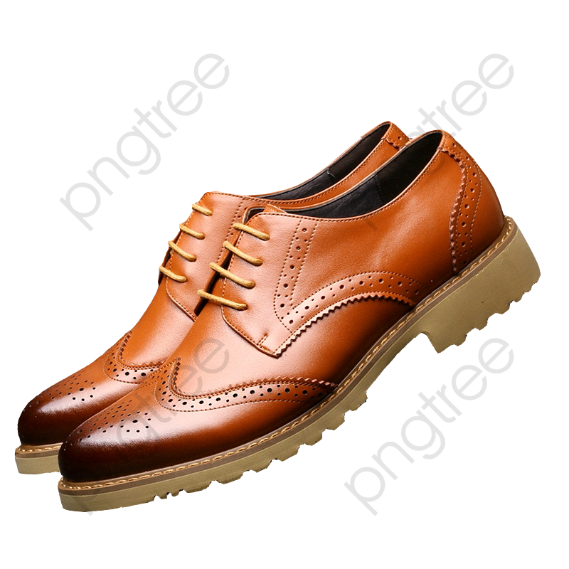 Shoe clipart brown.