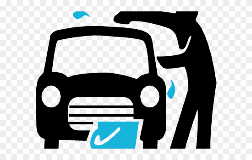 car wash clipart silhouette