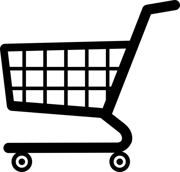 shopping carts clipart transparent