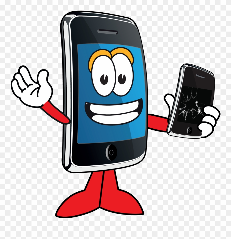 lphone clipart cartoon