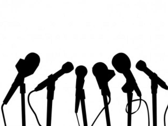 Sing clipart elocution.