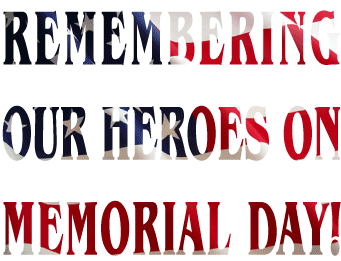 memorial day images clipart may