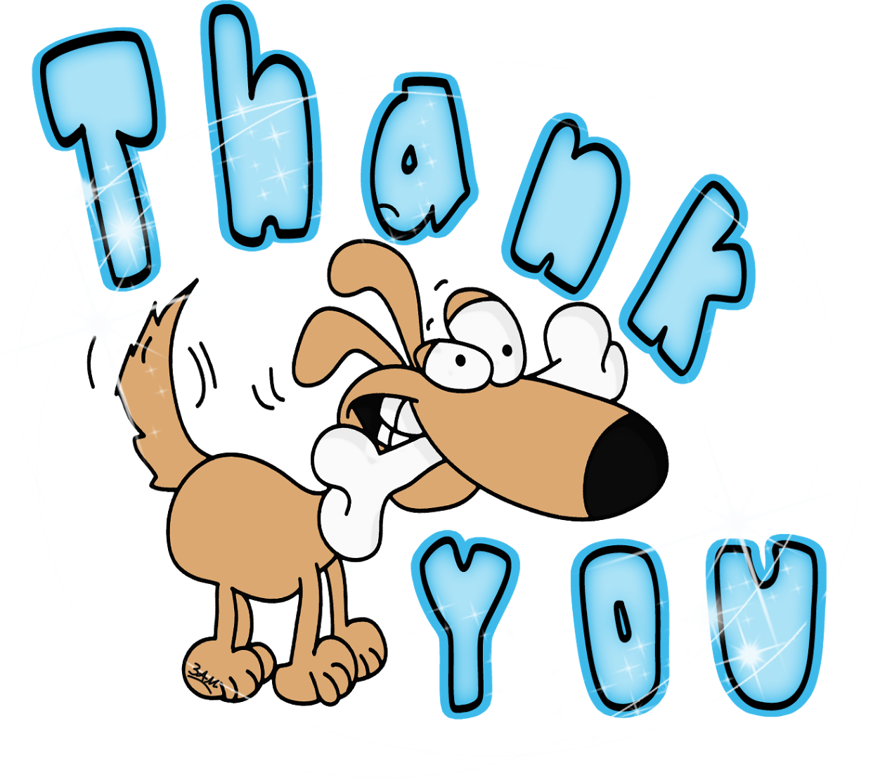 Snoopy clipart thank you.