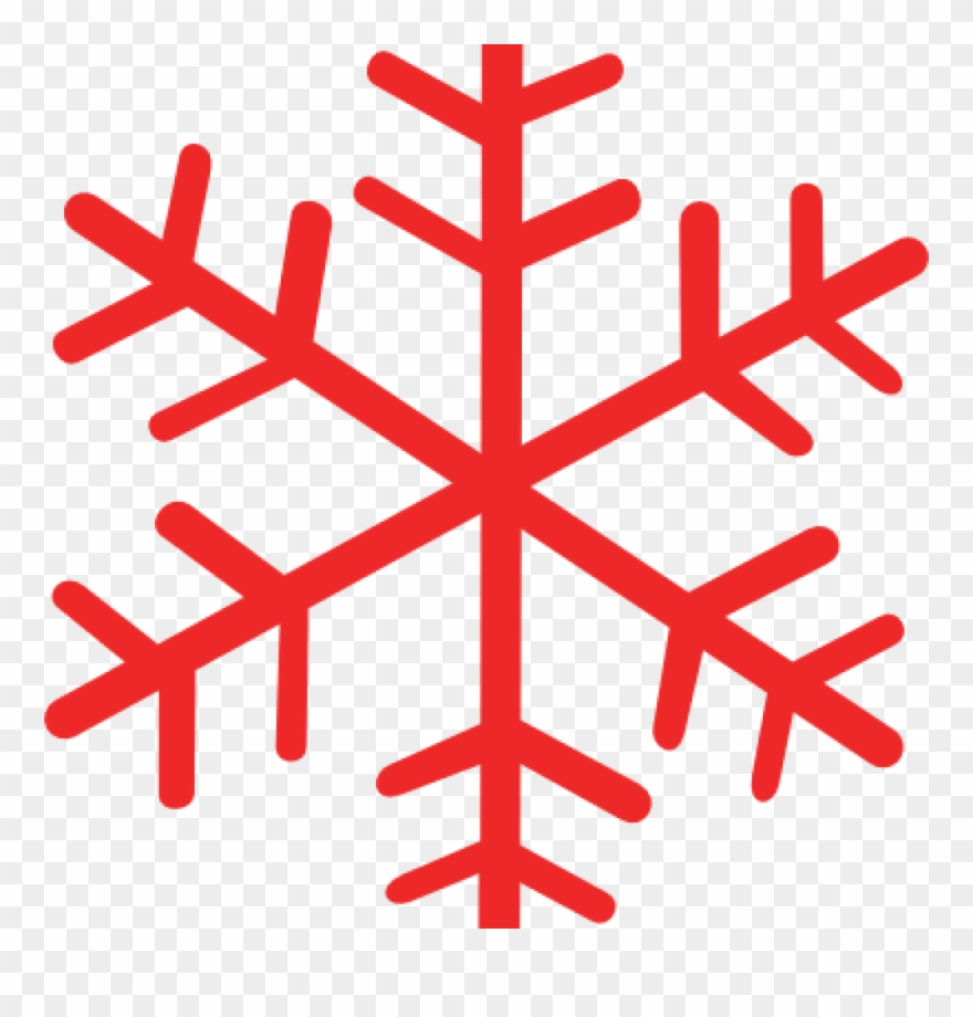 Snowflake clipart collection.