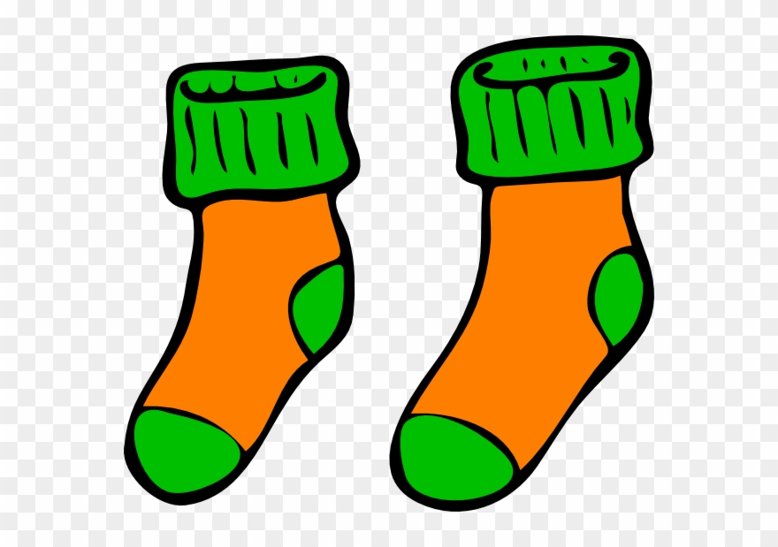 sock clipart transparent background