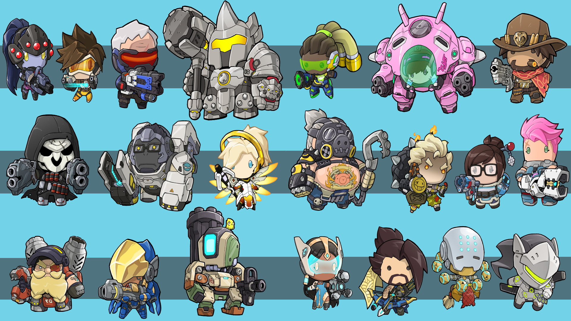 zenyatta clipart perfection overwatch