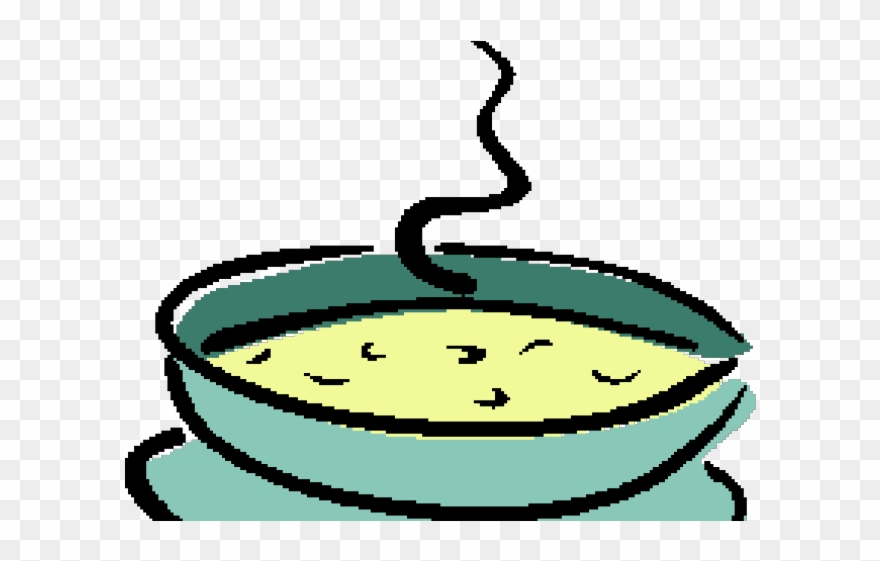 Soup clipart animated.