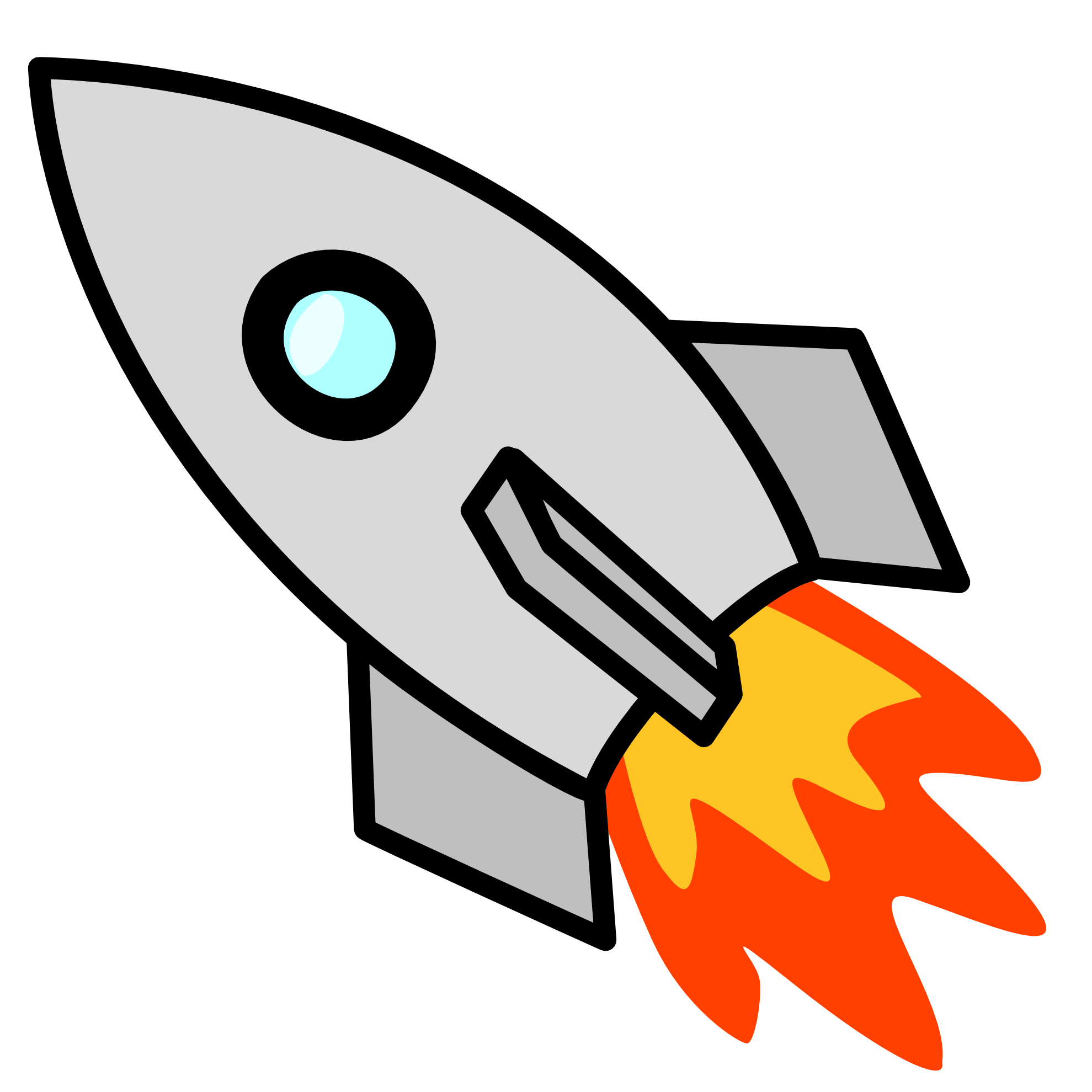 science clipart space