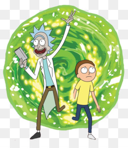 Spaceship clipart rick and morty.