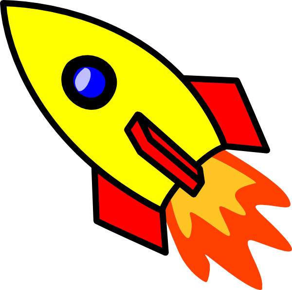 spaceship clipart thermosphere