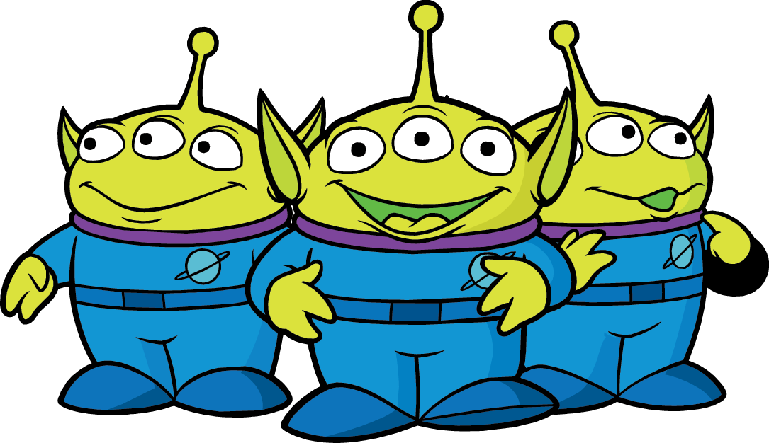 Alien clipart toy story.
