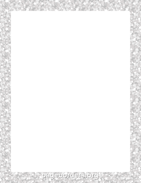 Sparkles clipart silver.