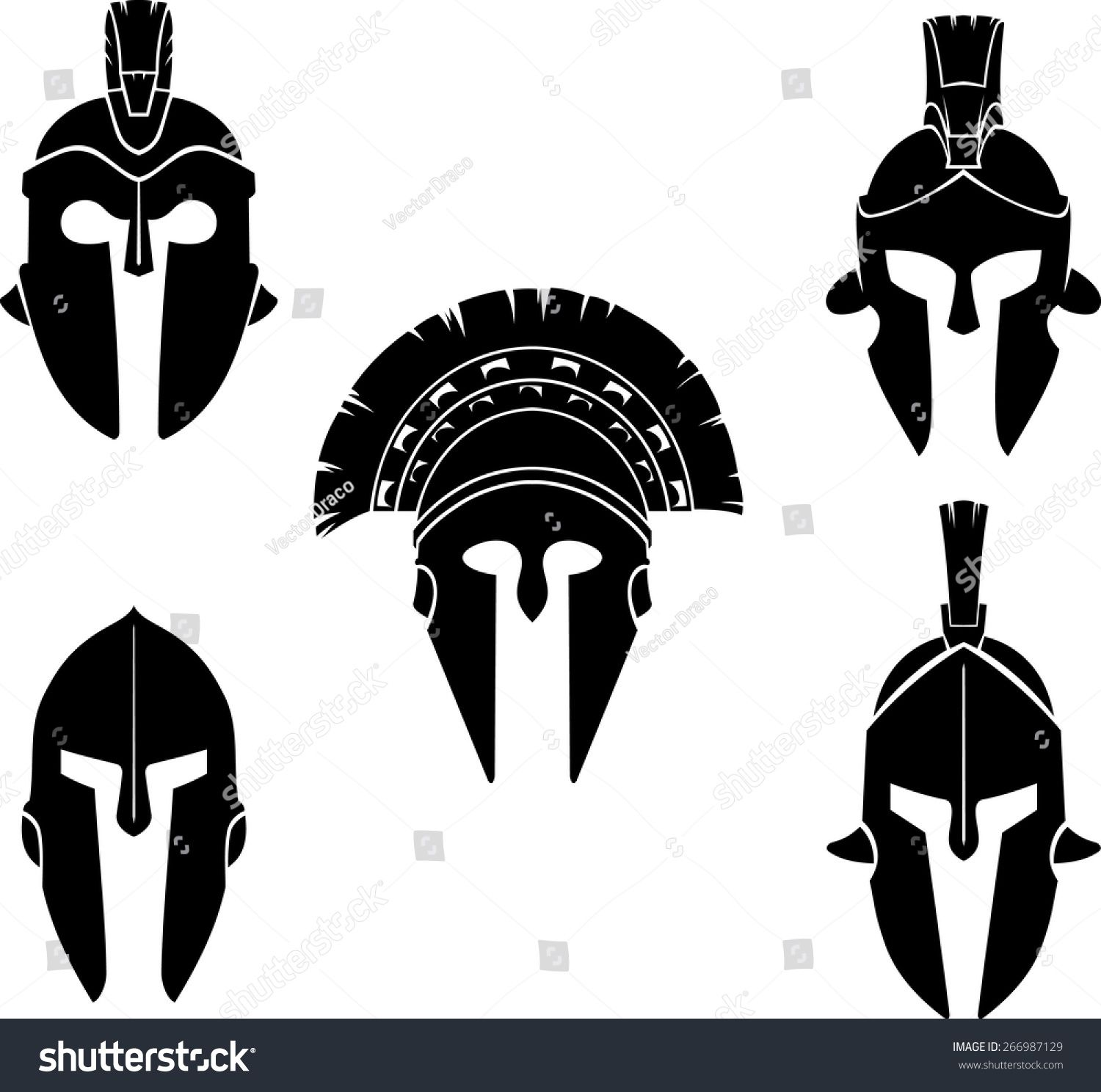 warriors logo clipart gladiator helmet