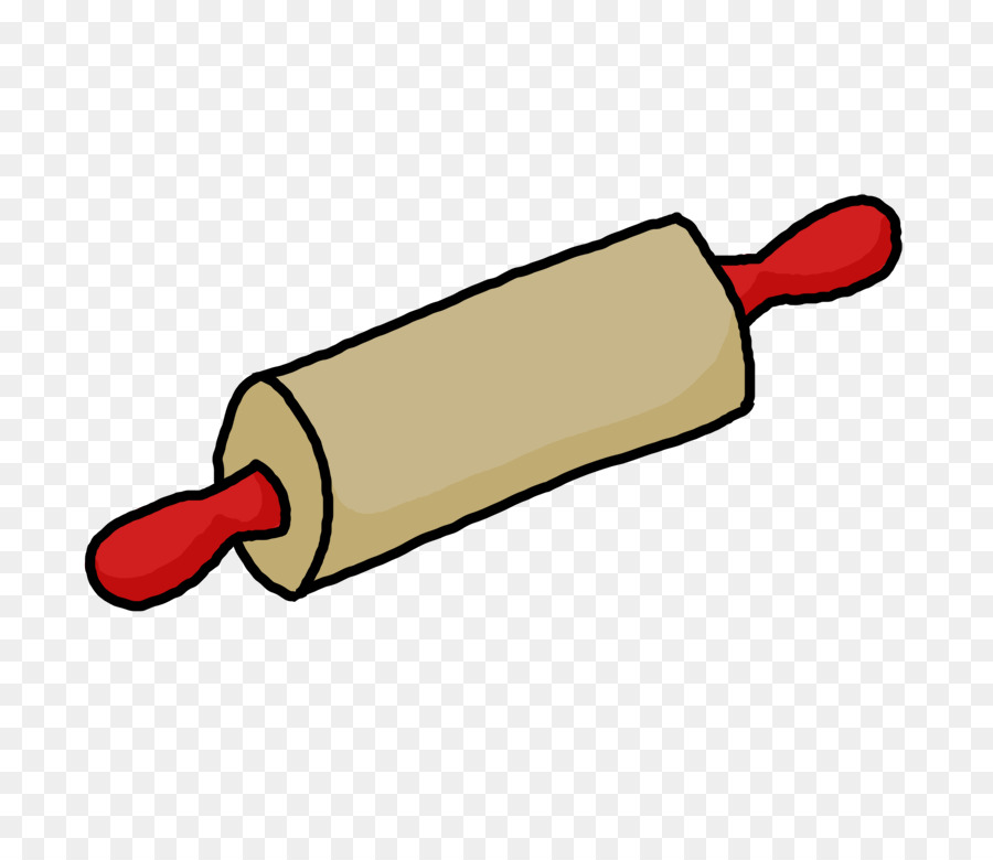 Rolling pin clipart baking.