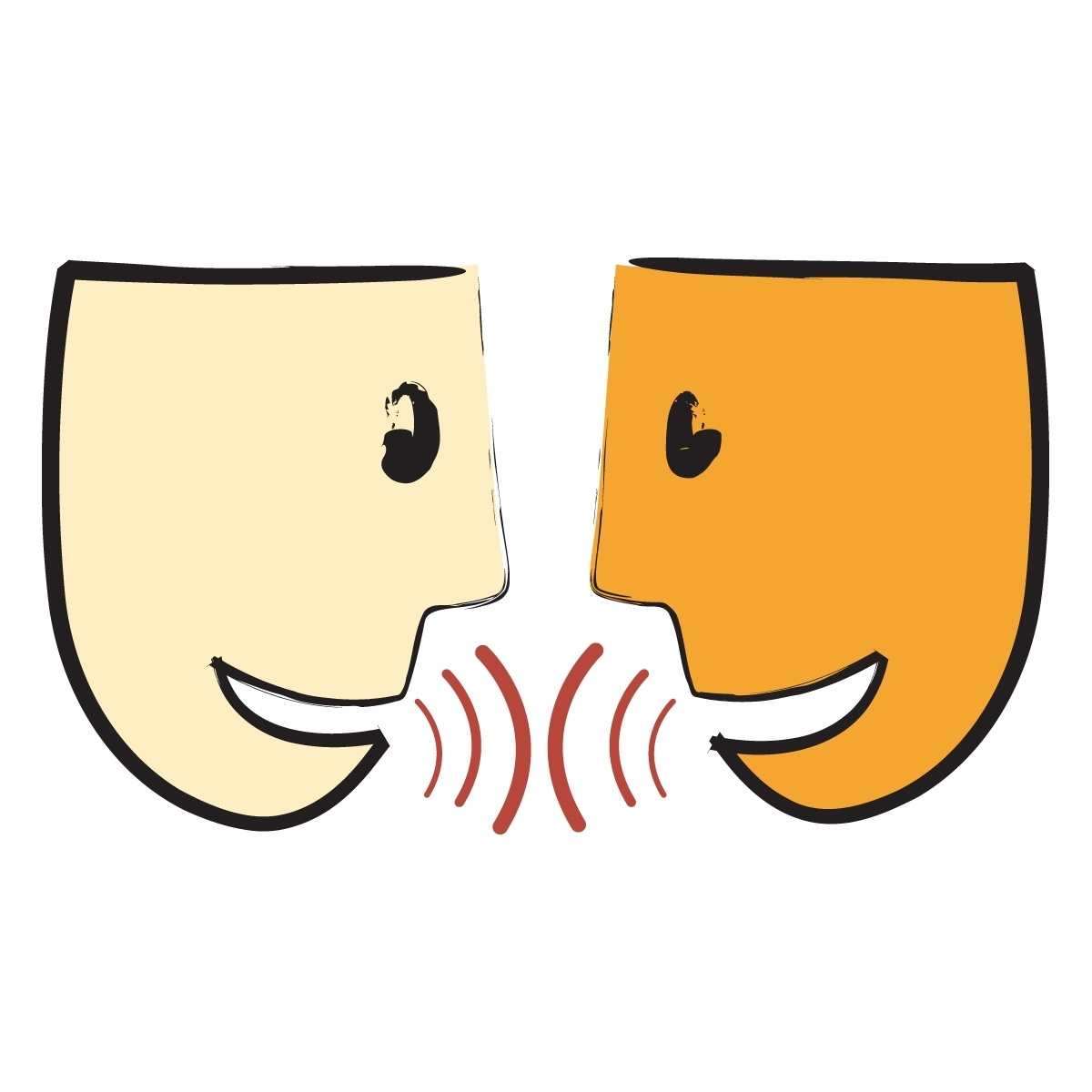 communication clipart verbal