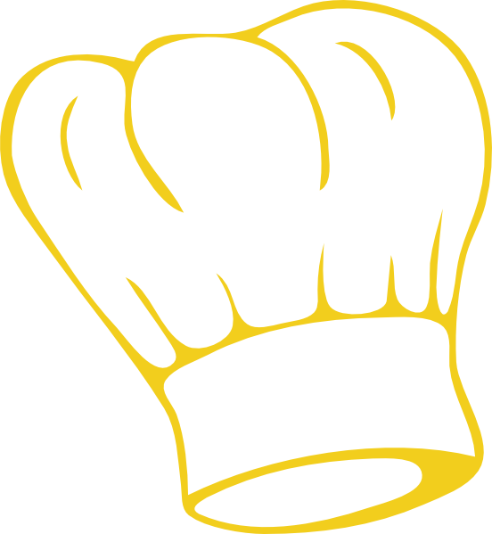 chef hat clipart bakery
