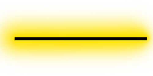 squiggly clipart yellow