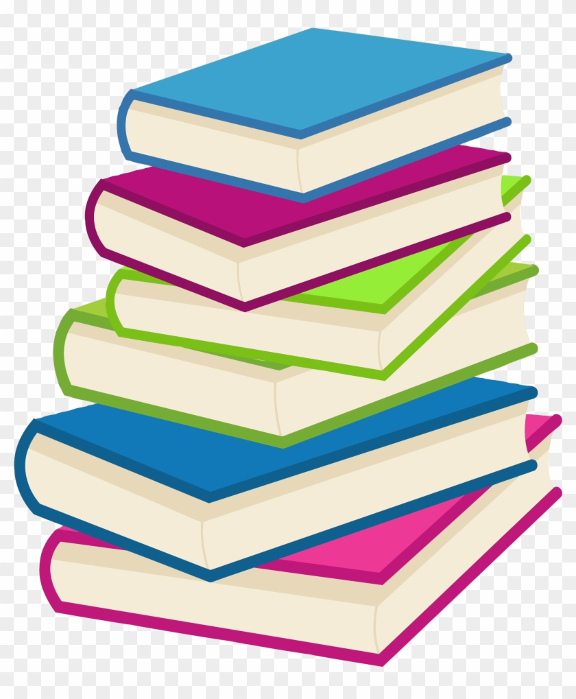 Books clipart image png.
