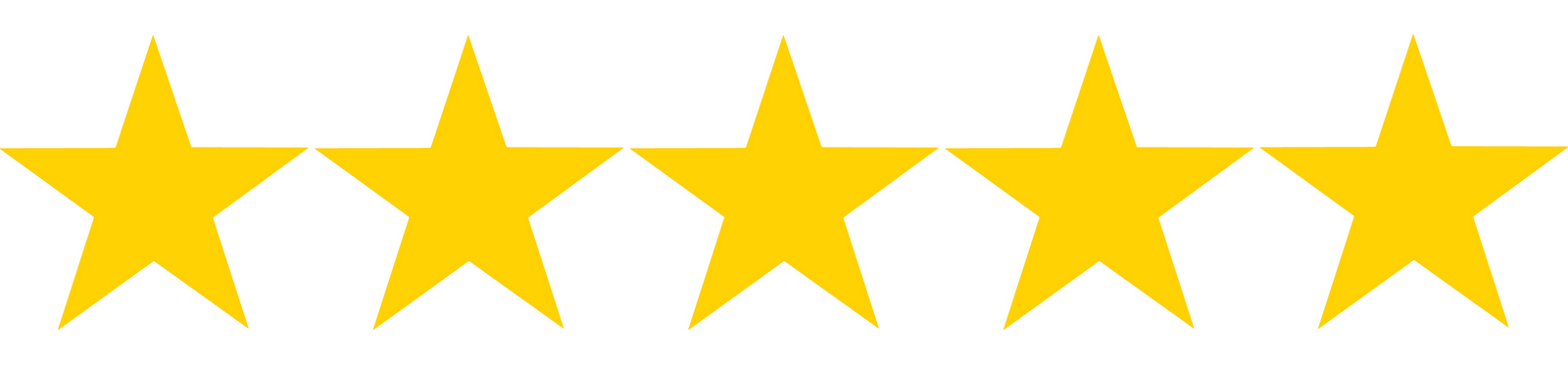 review clipart 5 star