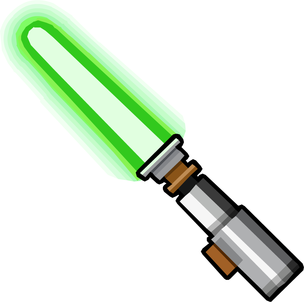 starwars clipart light saber