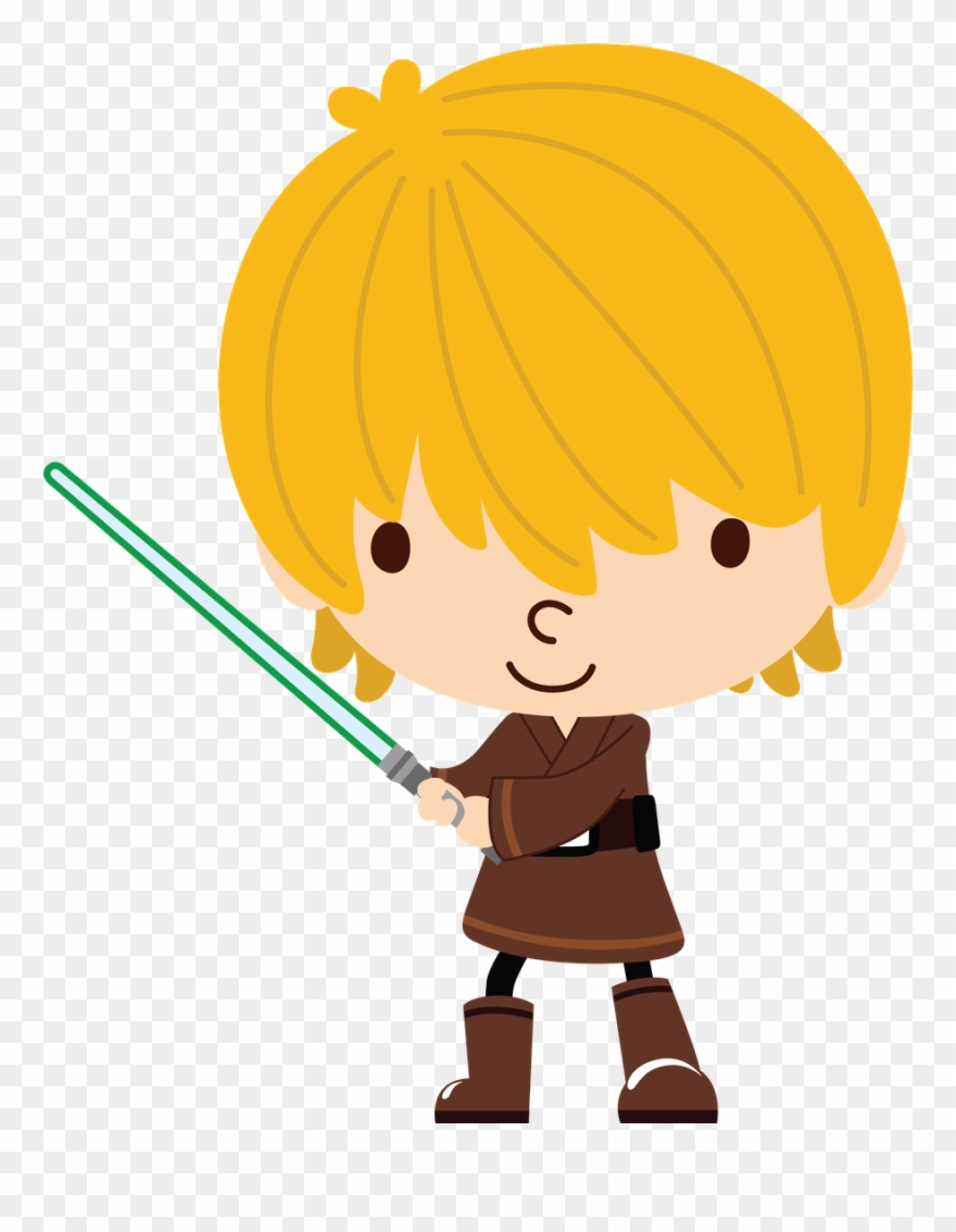 starwars clipart luke