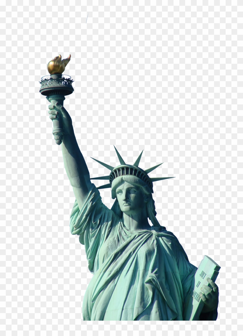 statue of liberty clipart transparent background