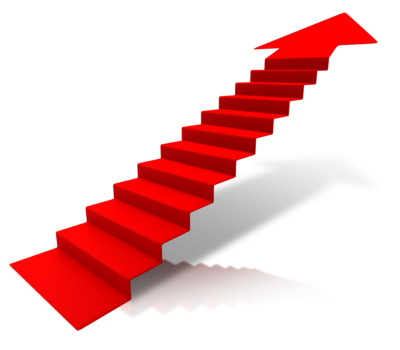 steps clipart red carpet