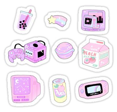 Sticker clipart aesthetic stickers.