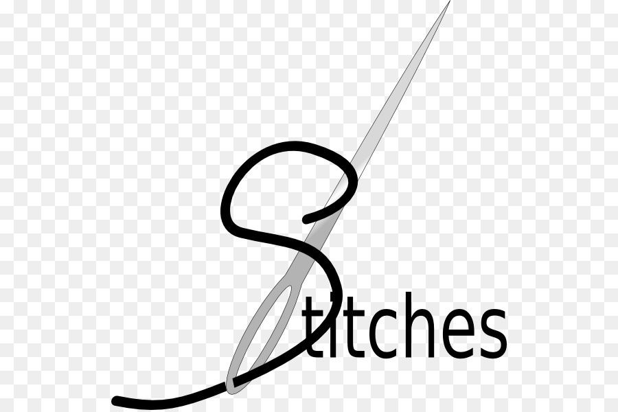 stitches clipart sewing